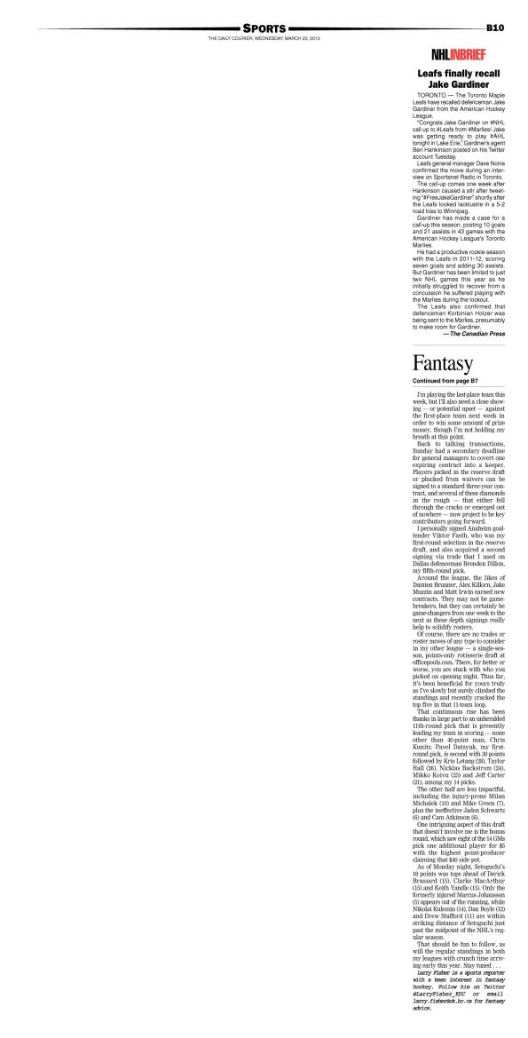 Fantasy World 10 2 03-20-13