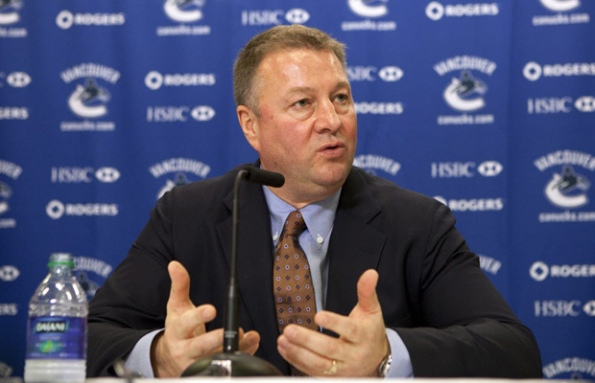 The Canadian Press Vancouver Canucks general manager Mike Gillis will have his hands full leading up to this year's trade deadline. For the first time in a long time, the Canucks aren't occupying a playoff spot at this point in the season and that has the rumour mill churning about who could be on the trade market. Defenceman Alex Edler was thought to be the main target, but now all the focus has shifted to Kesler.