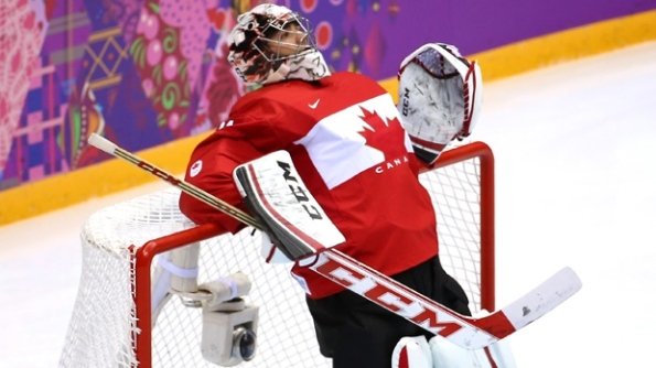 Streeter Lecka/Getty Images Team Canada goaltender Carey Price only allowed one goal in a 3-1 victory over Norway during Thursday's preliminary-round opener in Sochi, Russia. Price was also red-hot for the Montreal Canadiens heading into the NHL's Olympic break, but does that warrant starting ahead of incumbent Roberto Luongo, who helped Canada win gold in 2010? That answer should come sometime Saturday — courtesy head coach Mike Babcock — ahead of Sunday's showdown with Finland for first place in Group B.