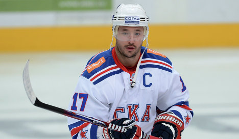 RIA Novosti/Alexey Filippov Former NHL star Ilya Kovalchuk, the No. 1 draft pick in 2001, currently plays for SKA St. Petersburg of the Russia-based Kontinental Hockey League. Kovalchuk headlines a long list of former NHLers — almost 600 in total, some famous and others obscure — who have taken their talents abroad to play in Europe and Asia during the 2013-14 season.