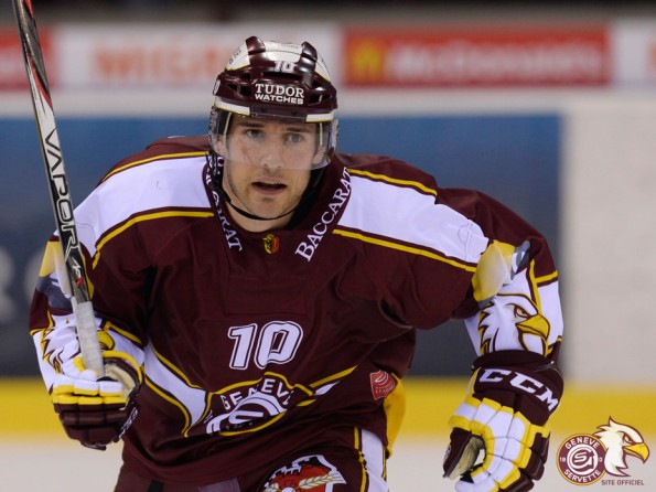 www.gshc.ch (Geneve Servette official site) Matthew Lombardi is one of the players on this list that could still have an NHL future. He just turned 32 in March, but spent this past season with Geneve Servette in Switzerland's top league, leading the team in scoring with 20 goals and 50 points in 46 games. Time will tell whether that showing was enough to warrant another opportunity in North America as he'll likely be seeking an NHL contract or tryout this off-season. (Update: Lombardi signed a 2 year deal with the New York Rangers over the Summer.)